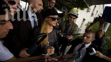 Парис Хилтън пристигна в България (обновена+снимки)