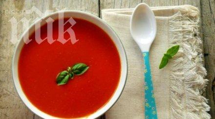 студени супи тънка талия