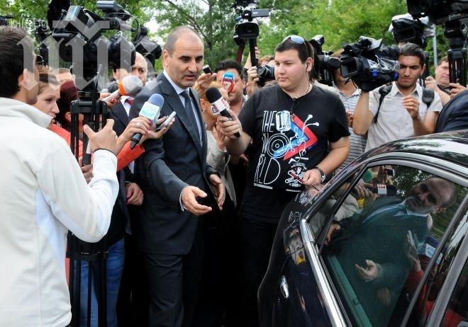 Цветанов застава на подсъдимата скамейка на 10 октомври