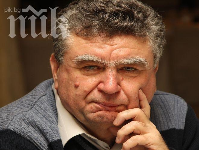 Стоянович е класа над полуграмотния Рашидов