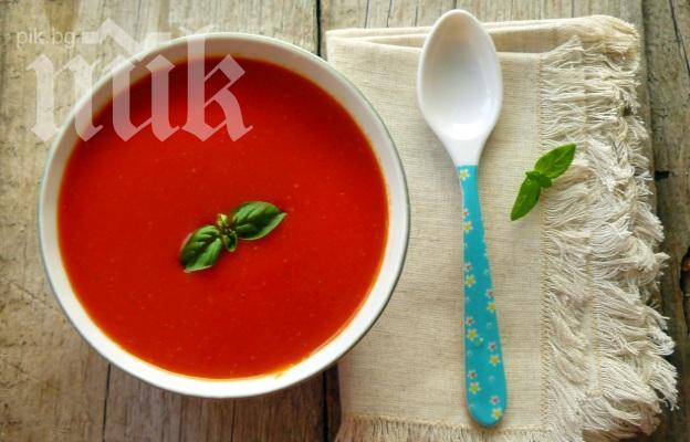 Студени супи за тънка талия