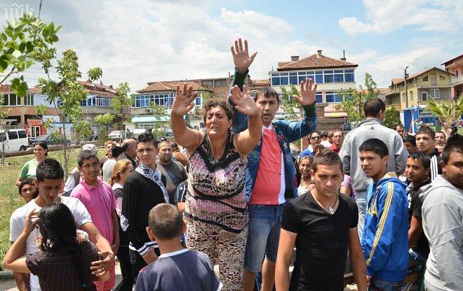 Дайте земя на ромите, за да не крадат