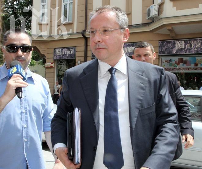 Сергей Станишев: Не бягам от отговорност за Пеевски