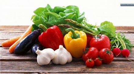 цветна диета подготвя зимата