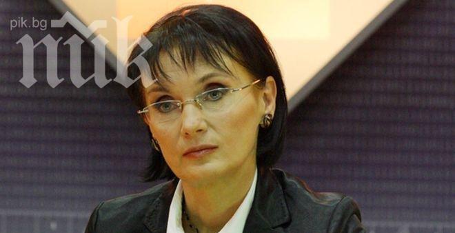 Светла Петрова пред ПИК: Алис Крайчева таеше огорчение от БНТ