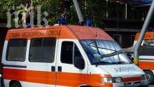 Жена катастрофира край Русе
