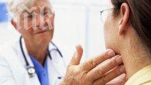 Домашен тест на щитовидната жлеза