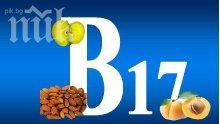 Лекува ли рак витамин В17?
