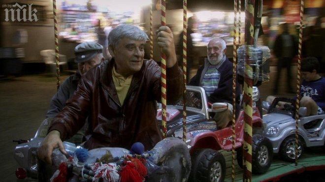 Режисьорът Джеки Стоев: Обожавам гювеч с овнешко
