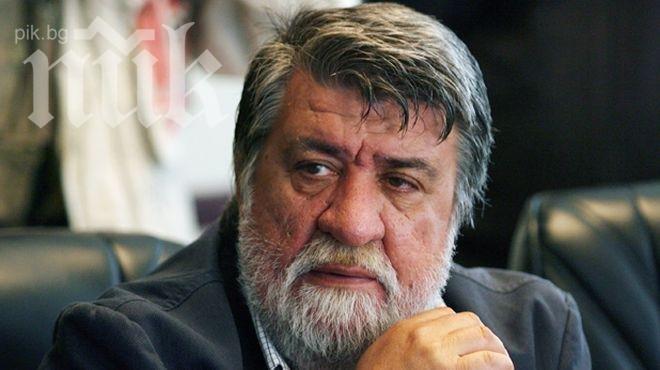 Вежди Рашидов: В Боянския сарай Доган заповяда на Пеевски да убие медиите!