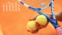 Тенис лекува уморени очи