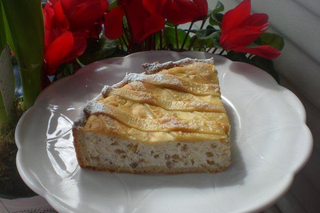 Десерт с жито