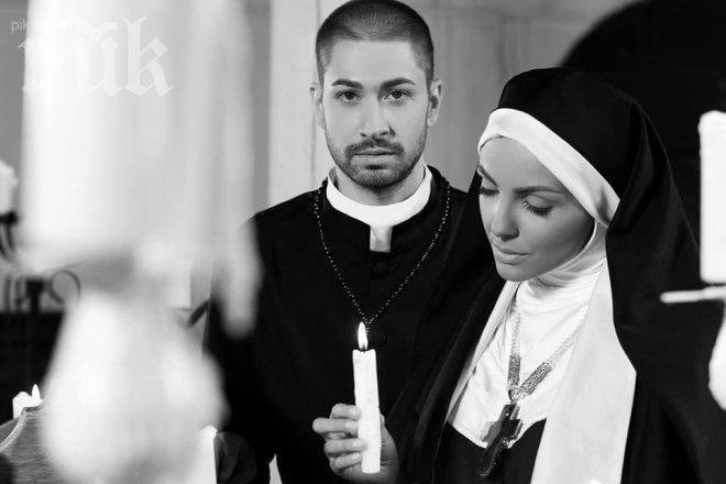Николета Лозанова стана монахиня