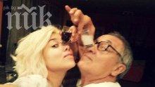 Скандал! Бате Енчо се напива с дъщеря си