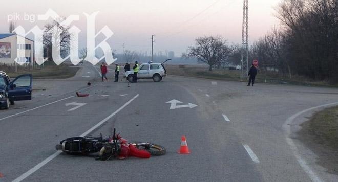 """Свидетел на мистериозната катастрофа на магистрала """"Струма"""" проговори"""
