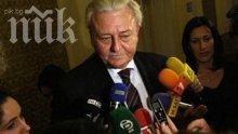 Асен Агов: Бисеров искаше да свали Иван Костов като премиер