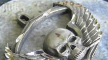 Талисман с череп пази от смърт