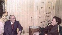 Кадафи поискал от Живков да отмени 1 май