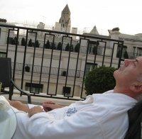 Нова сензация в ПИК! Волен Сидеров се забавлява в най-скъпия хотел в света -