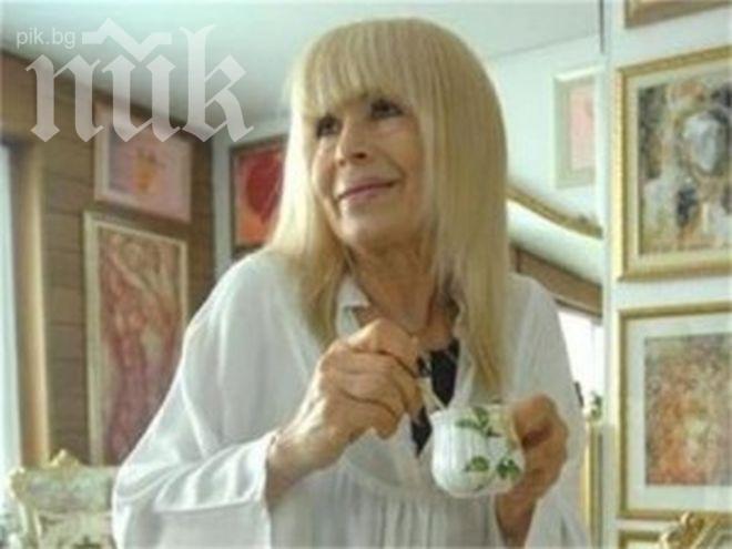 Лили Иванова отвори магазин