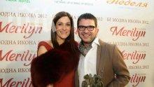 Доктор Енчев и Теди Велинова минават под венчило в Гърция