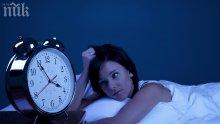 Безсънието води до Алцхаймер