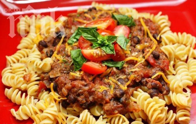 Икономични идеи за вечеря с макарони