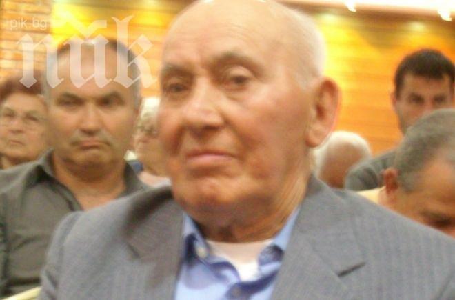 Почина бившият министър от тоталитарния режим Николай Жишев