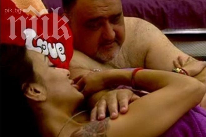 Лияна и Павел Чернев се залюбиха