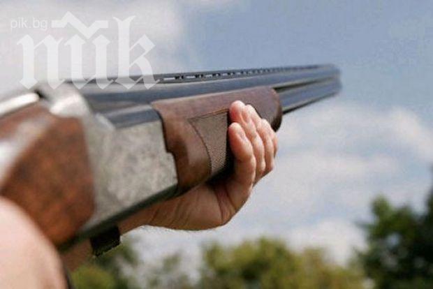 Пиян мъж се простреля в главата с пушка