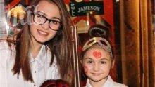 Скандал с децата на Слави! Крисия отряза г-н Андреев и иска свое шоу