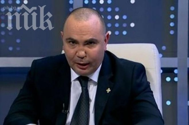 Росен Петров: Защо никой от bTV не реагира, когато Слави лансира Кунева за президент!