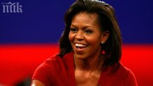 Мишел Обама: Още не мисля за пластични операции!