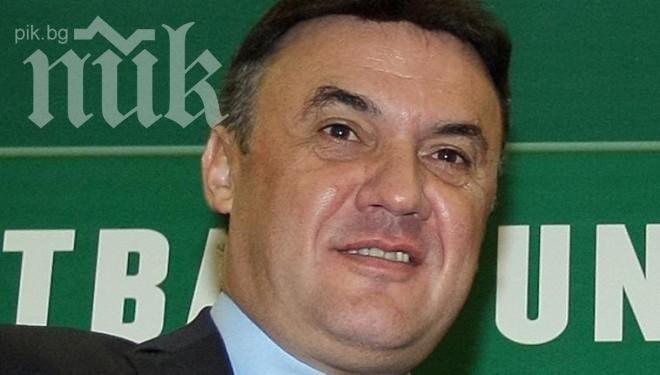 Боби Михайлов: Футболът е социален феномен и трабва да стане политика на държавата