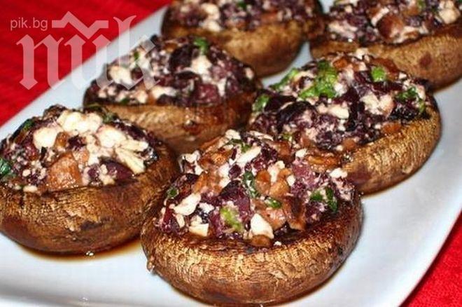 салаты из грибов вкусные