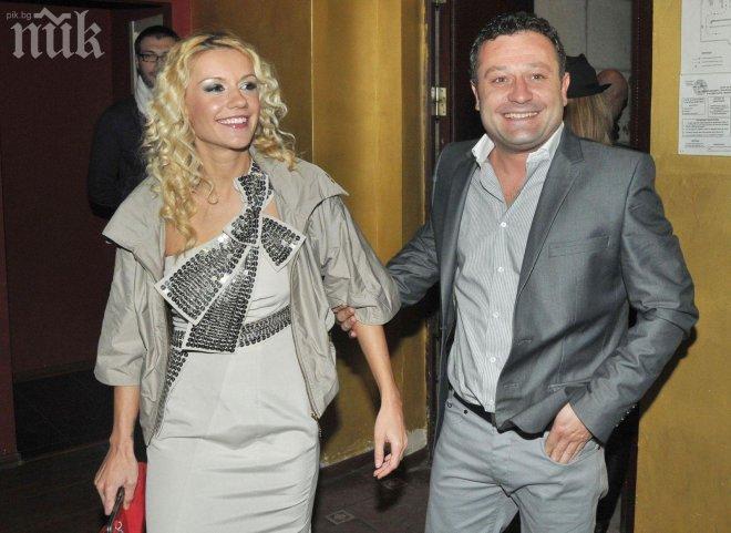 Рачков и Мария Игнатова признаха официално, че имат проблеми във връзката си