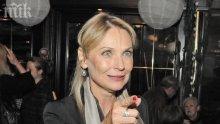 Ваня Цветкова неузнаваема - опъна се като 30-годишна