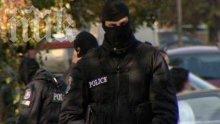 Полиция нахлу в Общинска банка и Столична община! Проверяват кашони с документи! (обновена)