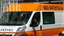 Жена издъхна след тежка катастрофа на пътя Русе-Плевен