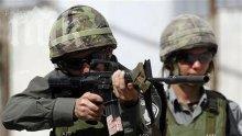 Спипаха нелегално оръжие на пропускателен пункт в Крим