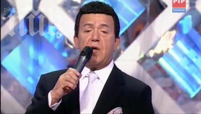 Йосиф Кобзон пак ще пее в София