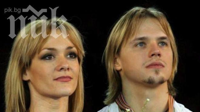 Албена Денкова идва с Максим в България