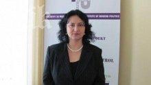 Ивилина Алексиева е новият шеф на ЦИК