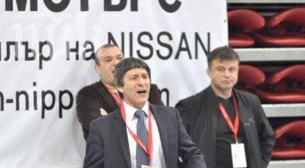 Федерацията по борба блокира Валентин Йорданов