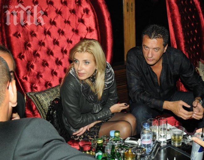 Само в ПИК! Мъжът на Петя Славова преговаря за Полиграфическия с Венелина Гочева