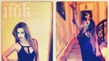 Шок! Щерката на Сираков побърква с голи снимки в социалната мрежа, Наско и Илиана Раева бесни (горещи снимки + 18)