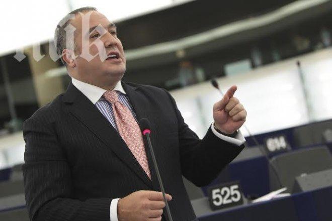 Слави Бинев изразява загриженост за съдебната ни система в писмо до евроинституциите