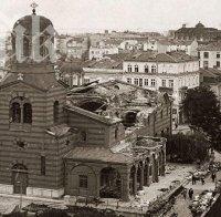 години атентата църквата света неделя снимки