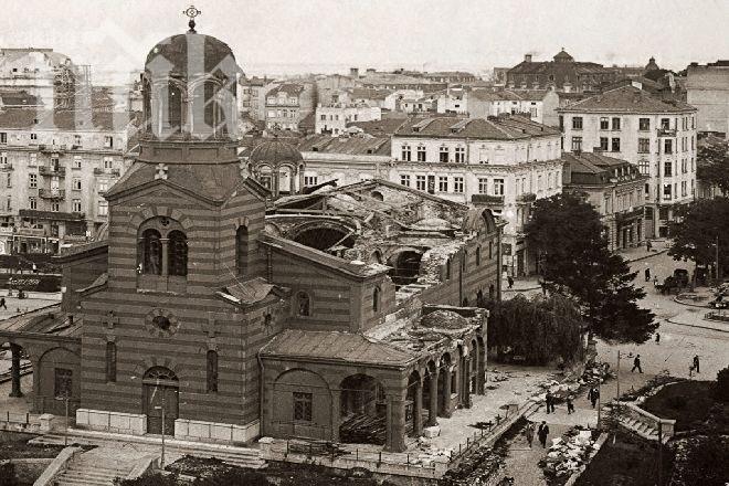 СДС почита паметта на жертвите на атентата в църквата Света Неделя