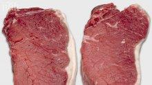 Конфискуваха 300 кг нелегално месо край Асеновград